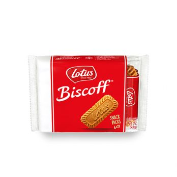 SUBSCRIPTION: Lotus Biscoff Snack Pack Case - 2P x 6